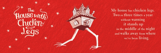 The House with Chicken Legs Twitter Header