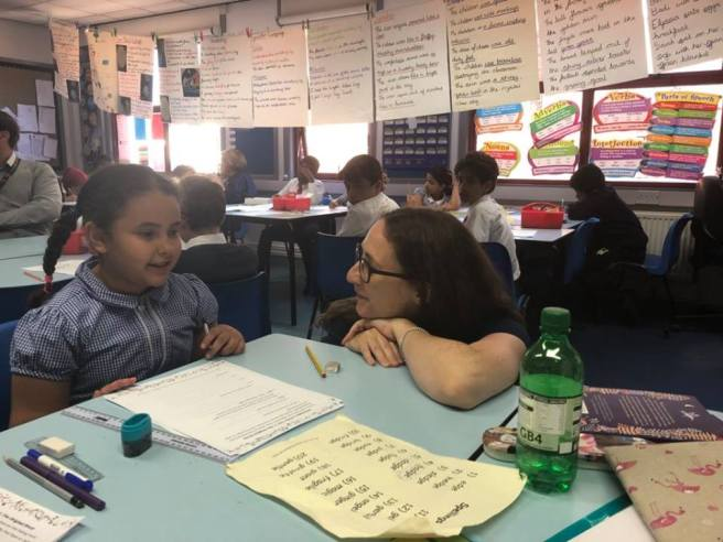 Pleasant Street Primary School, Liverpool, June 2018